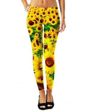 Epic Gurl Sunflower Leggings