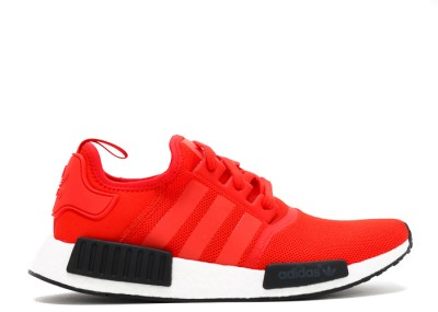 Adidas NMD R1 Red/Charcoal