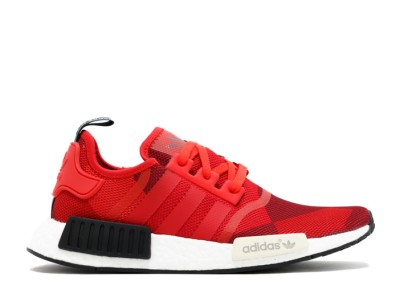 Adidas NMD R1 Red/White/Black