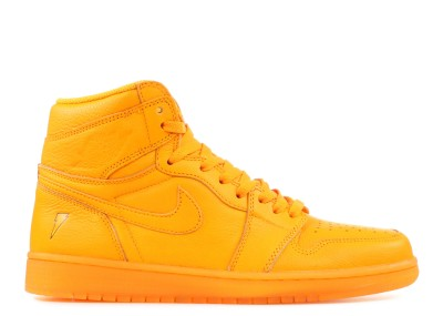 Air jordan 1 retro hi og g8rd orange peel/orange peel