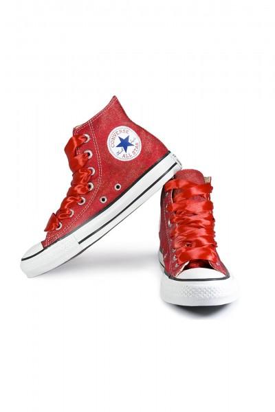 Converse Aura Red