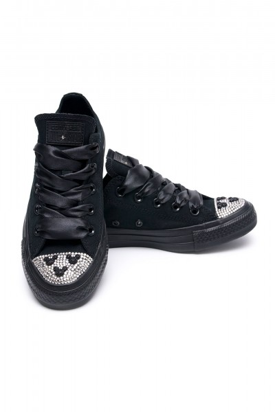 Converse Crystal Black MICKEY MOUSE