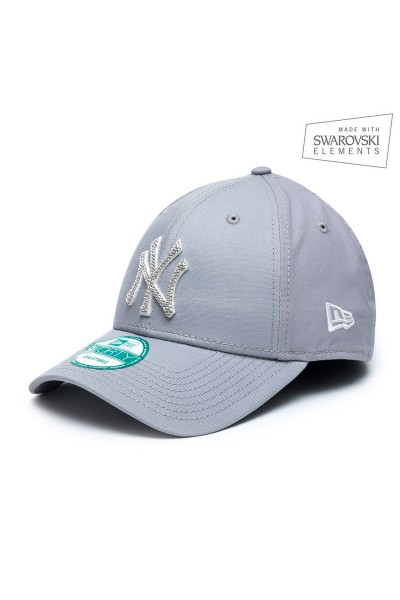 New Era Grey/White