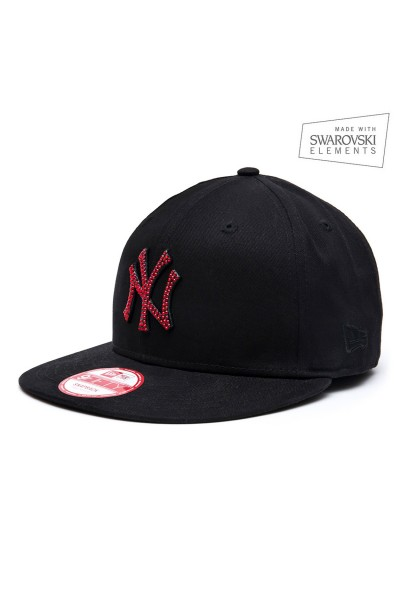 New Era Snapback Black Light Siam S/M