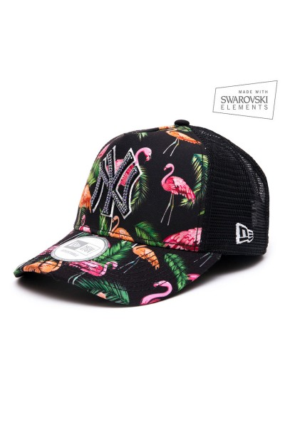 New Era Trucker Tropical Paradise Shine Unisex