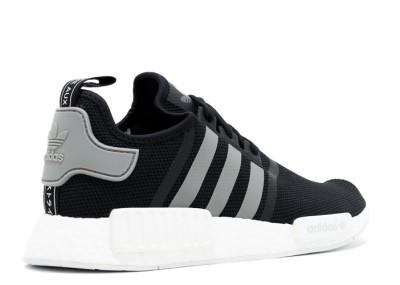 Adidas NMD R1  Black/Grey