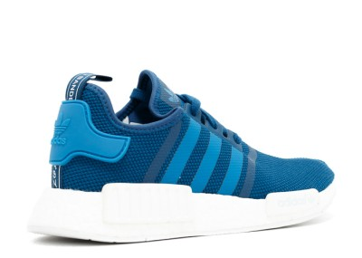 Adidas NMD R1 Blue/White