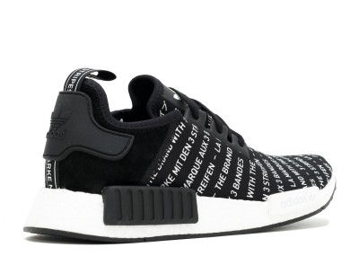 Adidas NMD R1 Three Stripes