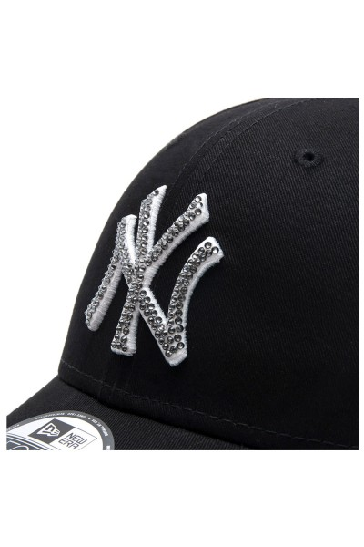 New Era Black I. Silver Night Unisex