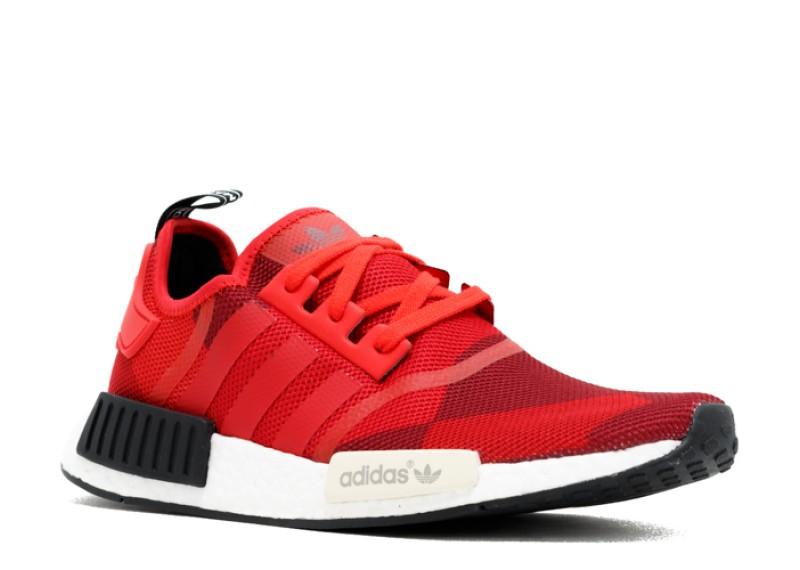 Adidas NMD R1 Red/White/Black