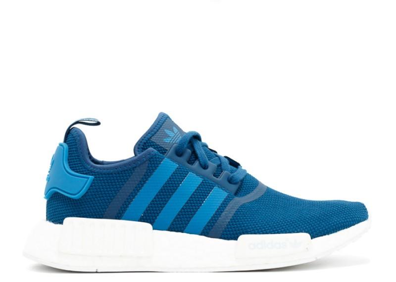 83d08e007 Adidas NMD R1 Blue White ...