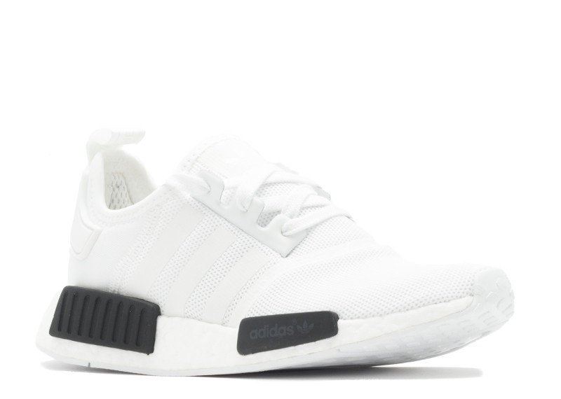 Adidas NMD White/Black