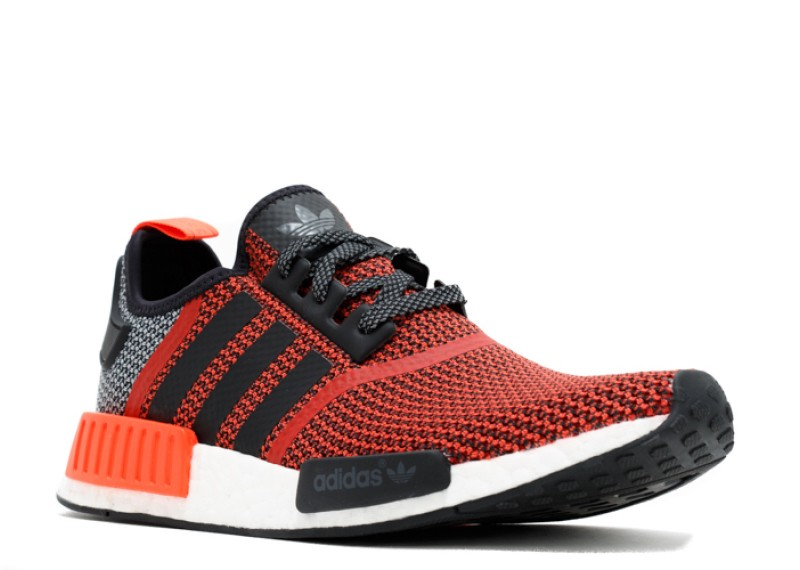 Adidas NMD R1 Red/Black